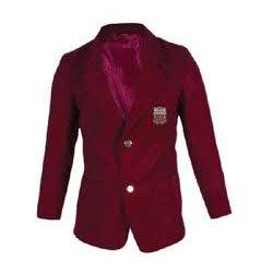 Red School Blazer