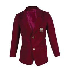 Red School Blazer