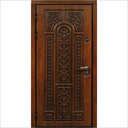 Wooden CNC Carved Door
