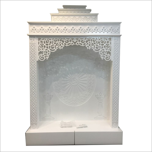 Solid Surface Corian Mandir