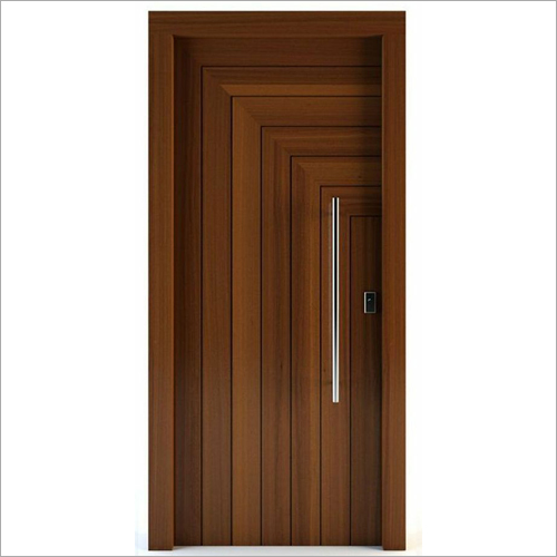 Teak Wood Straight Door