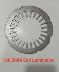 Submersible Motor End Lamination Stamping