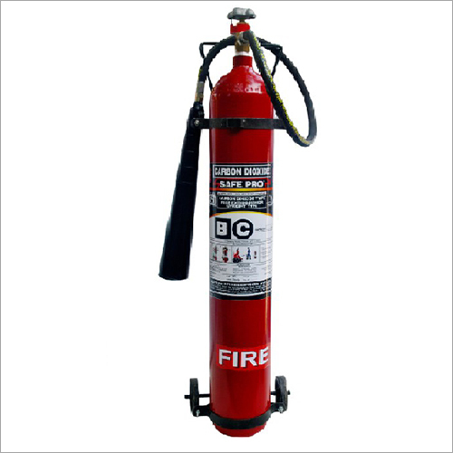 22 Kg CO2 Type Fire Extinguisher