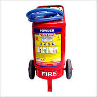 25 KG DCP Powder Type Fire Extinguisher