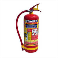 4 KG DCP Powder Type Fire Extinguisher