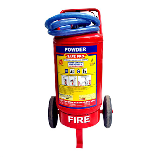 50 KG DCP Powder Type Fire Extinguisher
