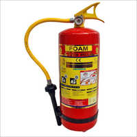 9 LTR M Foam Type Fire Extinguisher