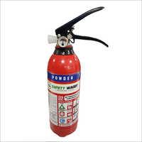 Safety Wagon 2 KG ABC Powder Type Fire Extinguisher