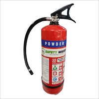 Safety wagon 9 KG ABC Powder Type Fire Extinguisher