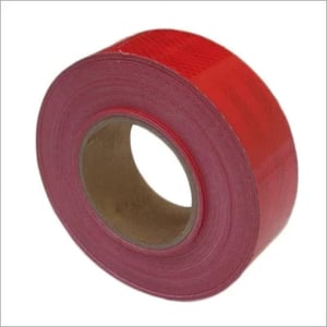 2 inch 45 meters Retro Reflective Red Tape