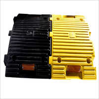 Speed Breaker PVC Yellow and Black