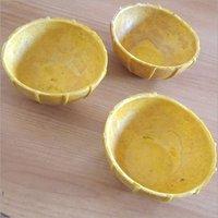 Edible Baked Bowl