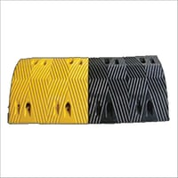 Speed Breaker Rubber Yellow And Black