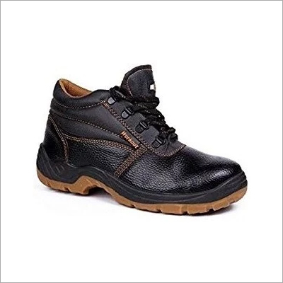 Hillson Workout Safety Shoe Steel Toe Black