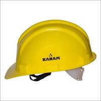 Karam PN-501 Safety Helmet Yellow Pin Lock Type