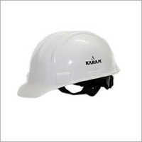 Karam PN-521 Safety Helmet White Ratchet Type