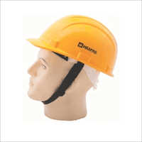 Heparo Safety Helmet Yellow PIN Lock