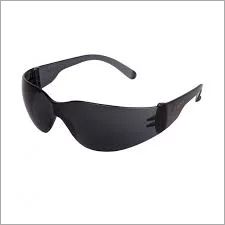 Frontier Safety Black Goggle