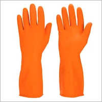 Hand Care Rubber Hand Glove