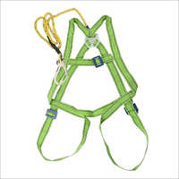 Safety Wagon Full Body Safety Belt Single Lane-Yard Scaffold Hook