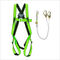 Heapro Full Body Safety Belt Double Lane-Yard Scaffold Hook With Shock Absorber