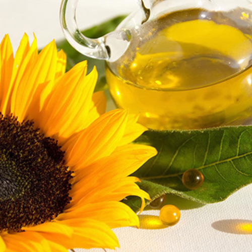 High Oleic Crude Sunflower Oil