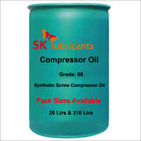 Synthetic  Compressor Oils