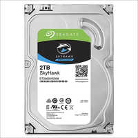 Seagate 2TB SATA Internal Hard Disk
