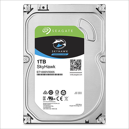 Seagate 1TB SATA Internal Hard Disk