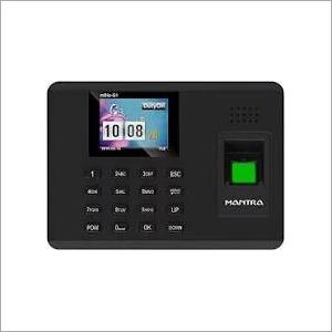 mBIO-G1 Mantra Biometric Attendance System