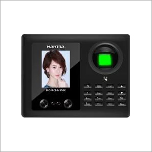 Mantra Bioface Time Attendance System