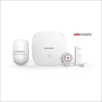 Hikvision Wireless Home Alarm System Application: Indoor