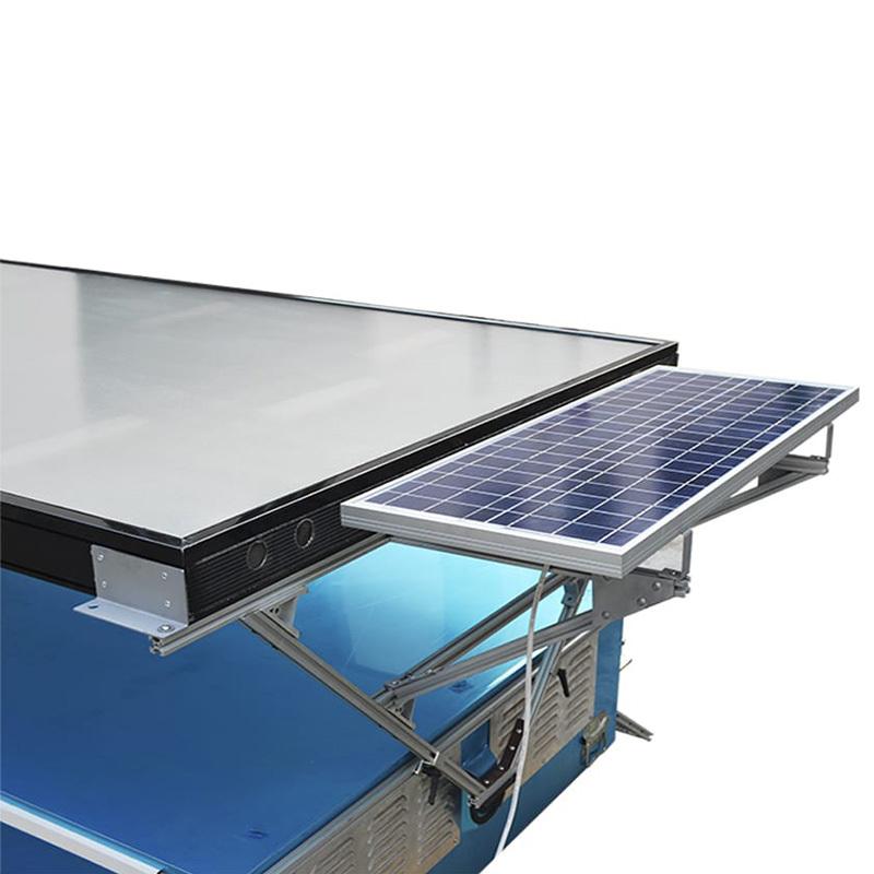 100kg Integrated Solar Family Dryer