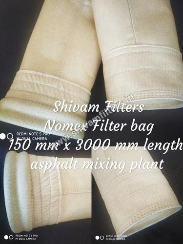 Filter Bag for Asphalt Hot Mix Plant