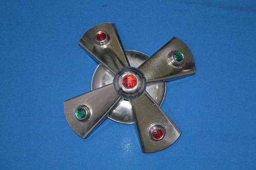 2A - WHEEL CAP DIAMOND WITH STONE