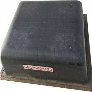 PLASTIC WAFFLE SLAB MOULD