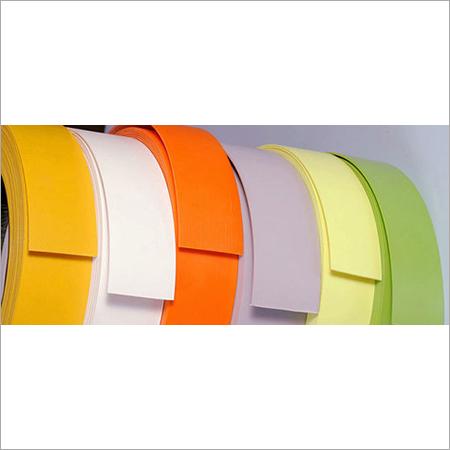 Solid Colour PVC Edge Band
