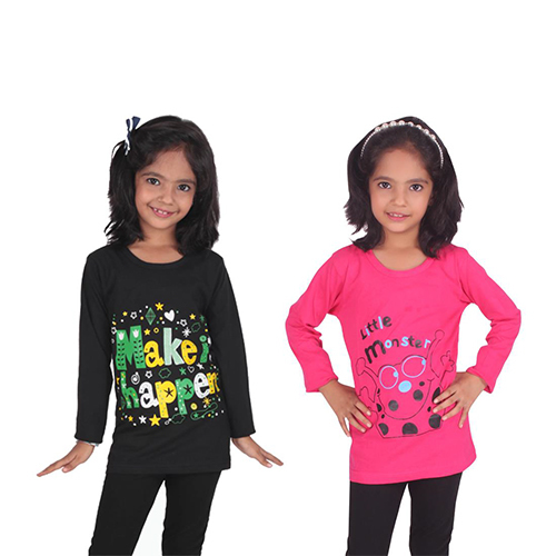 Kids Full Sleeve Tees