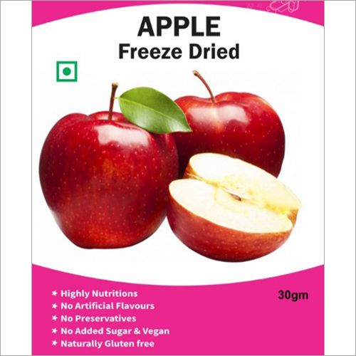 Freeze Dried Apple
