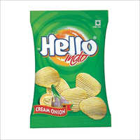 Cream Onion Chips