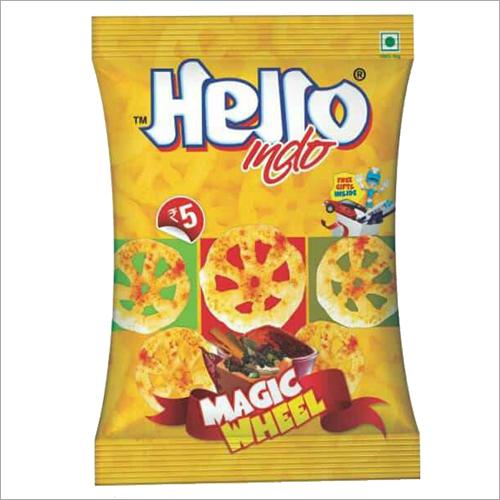 Magic Wheel Snack