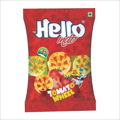 Tomato Wheel Snack