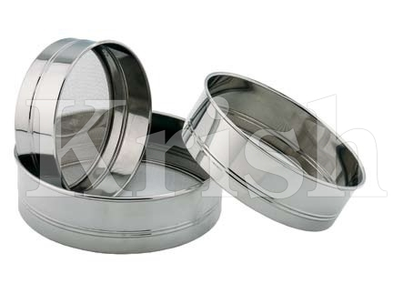 Flour Sieves With fixed Sieves