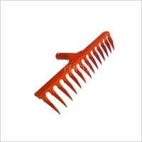 Iron Twisted Garden Rake