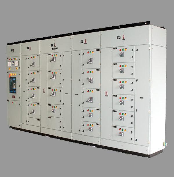 MCC PANEL ( MOTOR CONTROL CENTER )