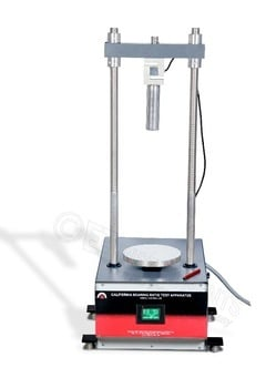 Unconfined Compression Tester-Digital Certifications: Iso 9001 ; 2015