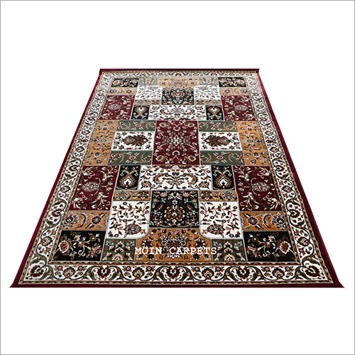 Persian Design Traditional Floor Carpet