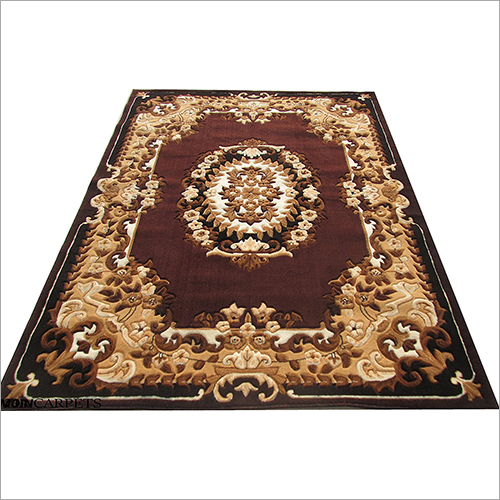 Hand Tufted Traditional Rectangular Floor Carpet