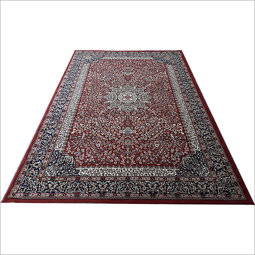 Hand Tufted Traditional Style Floor Carpet