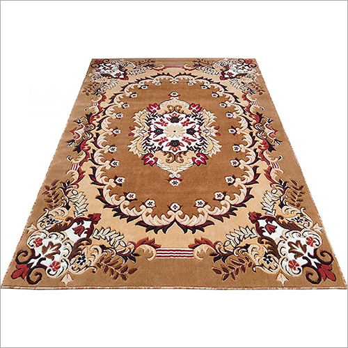 100% Wool Hand Tufted Traditional Carpet